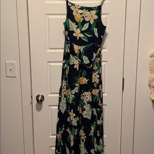 Lemon Maxi Dress